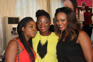 Miss Cassia, Olori Supergirl and myself