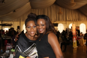with Yewande of Beyond faces