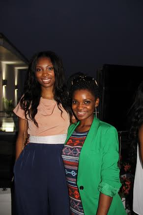 Bolanle of 'Moments with Mo' and Rema Ezeka