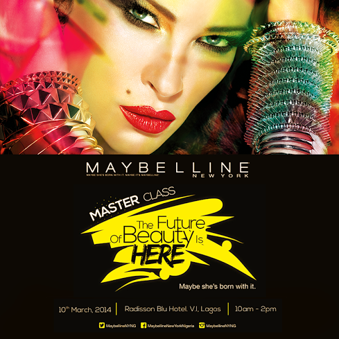 Maybelline Master Class