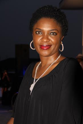 Omoni Oboli was there too