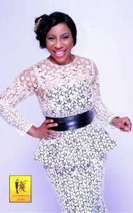 White and Black Aso-ebi Style by NHN Couture- Makeup and Gele by Jagabeauty