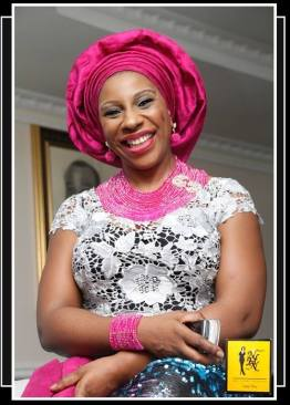 Pink and Silver Aso-ebi Style by NHN Couture- Makeup and Gele by Jagabeauty