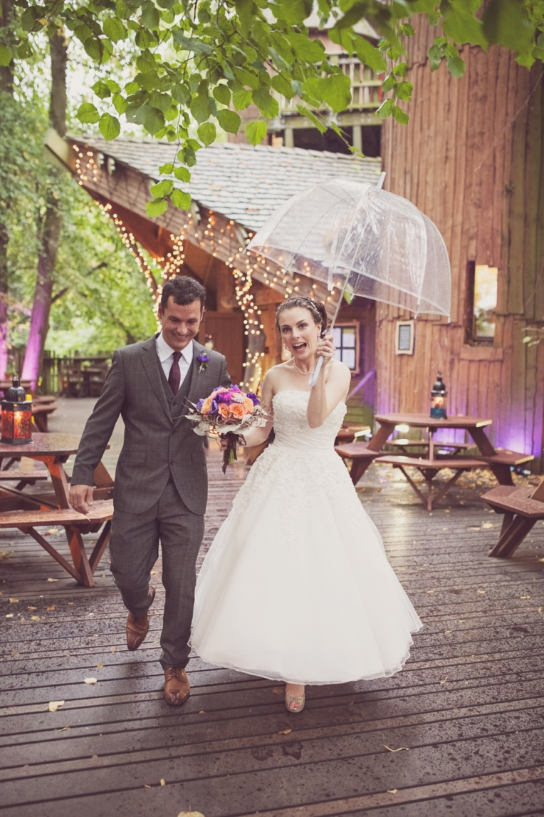Charlotte and Matt's Wedding, The Treehouse Alnwick Garden, Katy Melling Photography