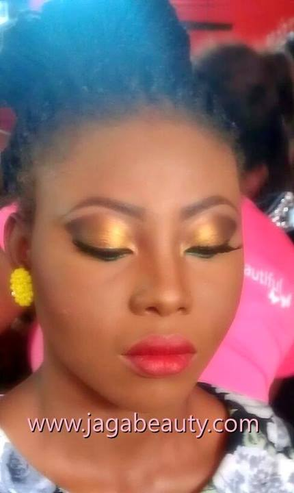 I'm loving this look I created with my magnoliapigment, 2013