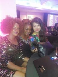 New Friends at The Makeup Show New York