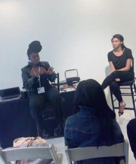Danessa Myricks Hands On Workshop2