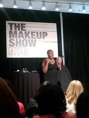 Buntricia Bastian Master Educator Makeup Class