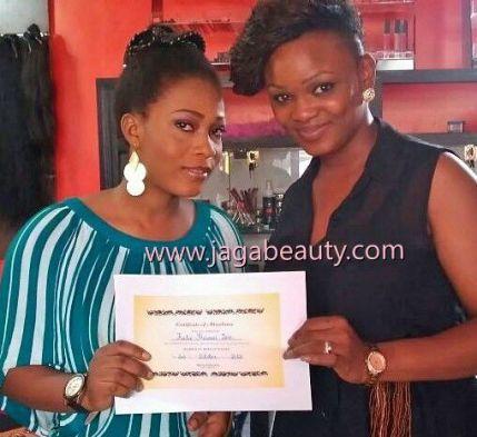 Jagabeauty Makeup School-Graduation