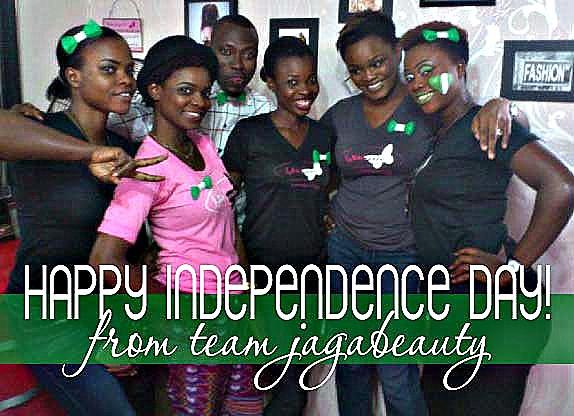 Jaga-Nigeria Independence Day-2014