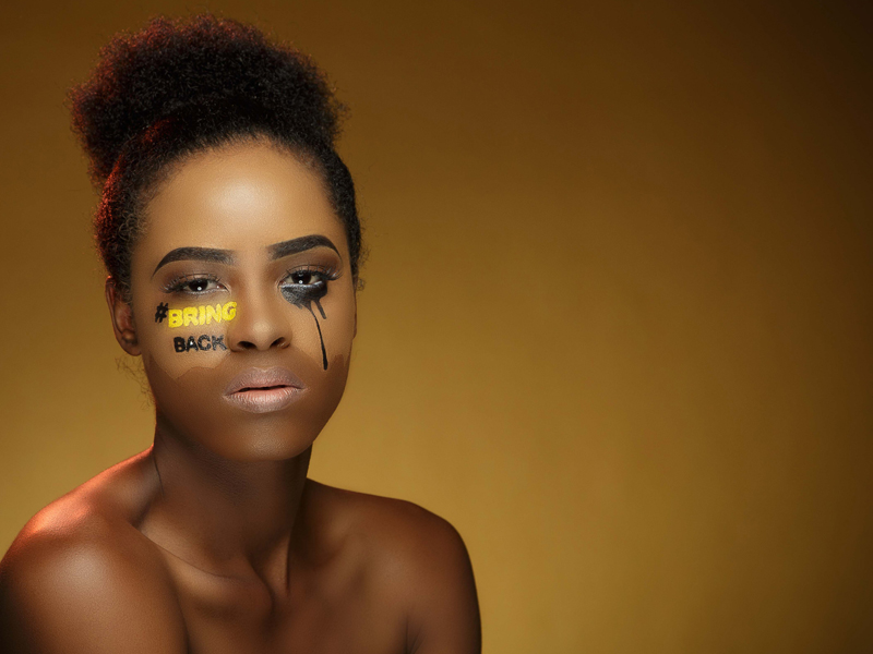 Makeover Photoshoot Jagabeauty Makeup Studio Lagos Nigeria