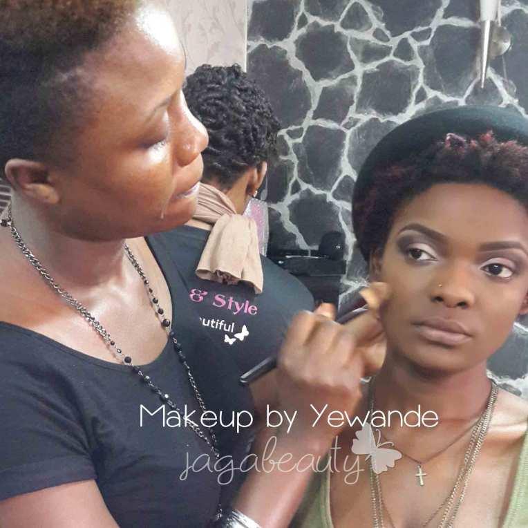 Intern Spotlight-Jagabeauty Makeup School-Yewande-1