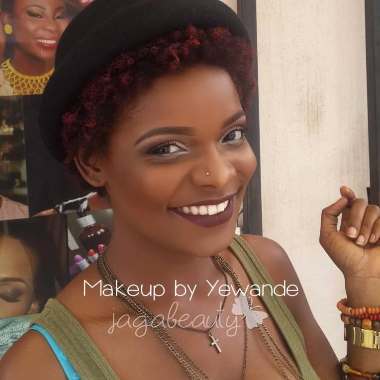 Vain me! Makeup by Yewande