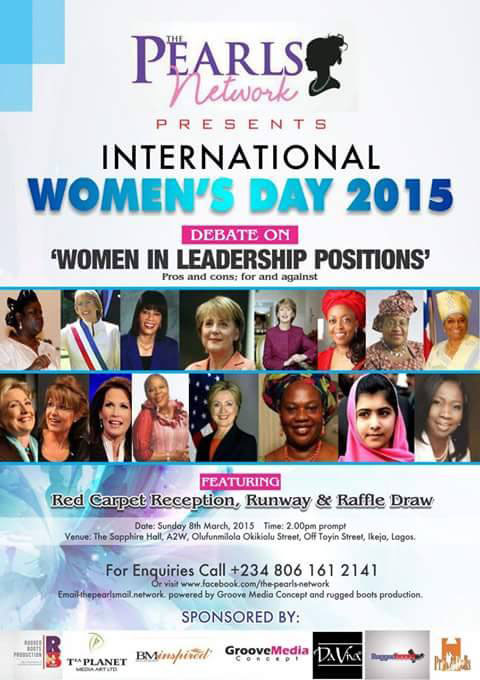 The Pearls Network-IWD