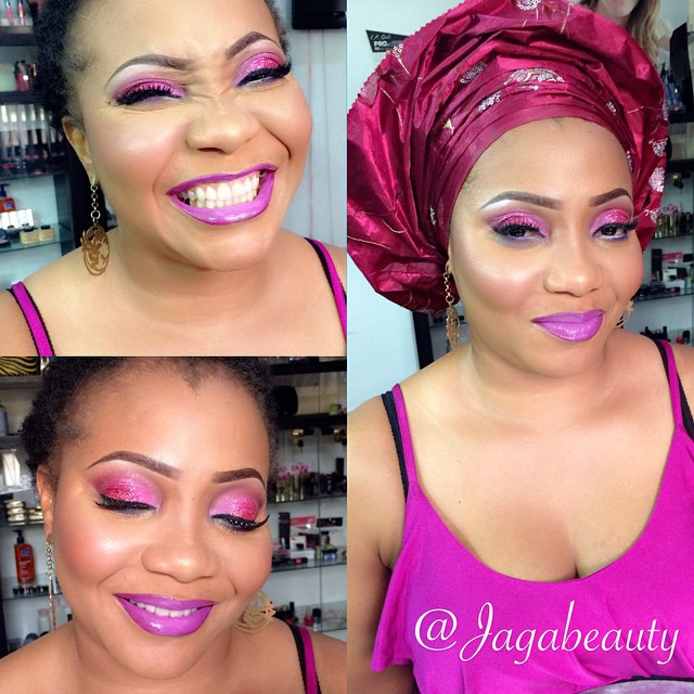 Makeup by Jagabeauty-Monopink
