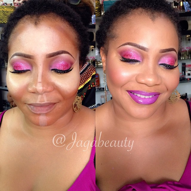 Makeup by Jagabeauty-Monotone