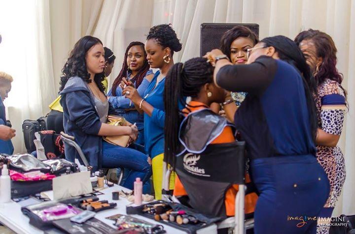 LMUF4_Jagabeauty_Queenjaga_High Fashion Makeup Look_Behind the scene_1