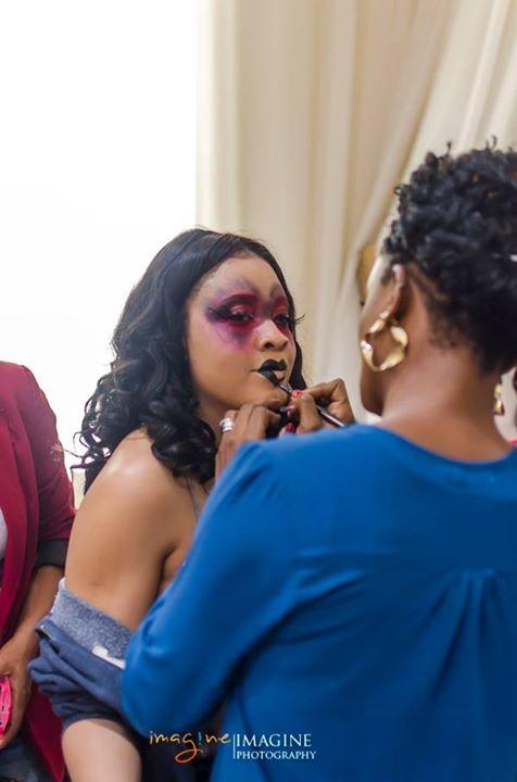 LMUF4_Jagabeauty_Queenjaga_High Fashion Makeup Look_Behind the scene_5