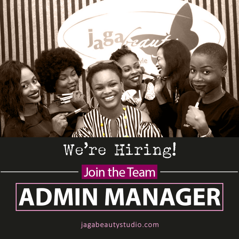 jagabeauty-studio-we-are-hiring-admin-manager