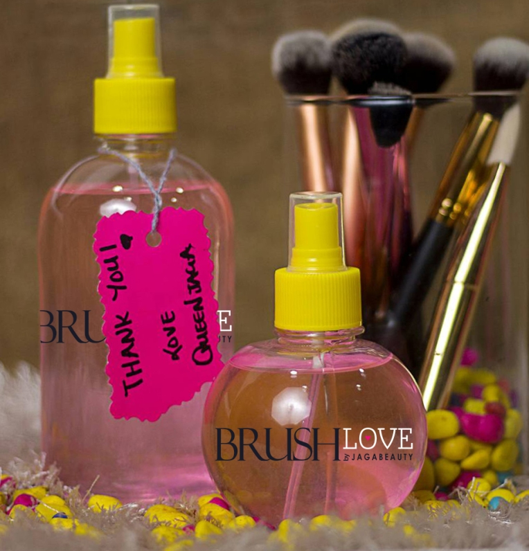 makeup brush cleaner brush love by jagabeauty lagos